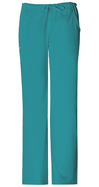 Low Rise Straight Leg Drawstring Pant (1066-TEAV)