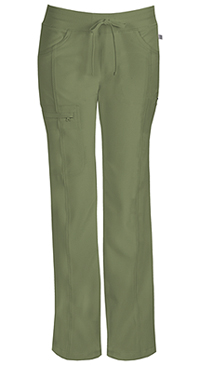Low Rise Straight Leg Drawstring Pant (1123AT-OLPS)