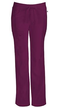 Low Rise Straight Leg Drawstring Pant (1123AT-WNPS)