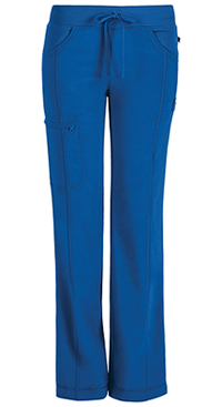 Cherokee Low Rise Straight Leg Drawstring Pant Royal (1123A-RYPS)