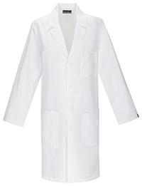 Cherokee 40 Unisex Lab Coat White (1346A-WHTD)