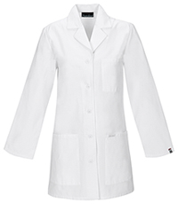 32 Lab Coat White (1462AB-WHTD)