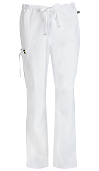 Men's Drawstring Cargo Pant (16001ABS-WHCH)