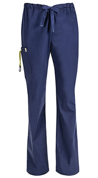Men's Drawstring Cargo Pant (16001AS-NVCH)