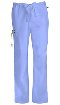 Code Happy Men's Drawstring Cargo Pant Ciel (16001A-CLCH)