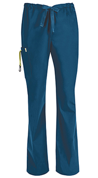 Code Happy Men's Drawstring Cargo Pant Royal (16001A-RYCH)
