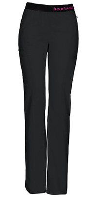 HeartSoul So In Love Low Rise Pull-On Pant Black (20101A-BCKH)