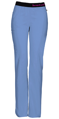 HeartSoul So In Love Low Rise Pull-On Pant Ciel Blue (20101A-CIE)