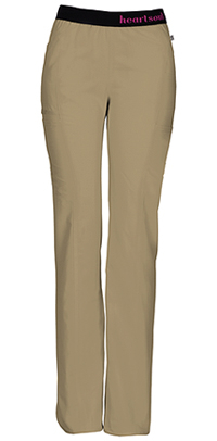 HeartSoul So In Love Low Rise Pull-On Pant Dark Khaki (20101A-KHK)