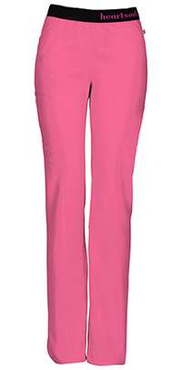 """So In Love"" Low Rise Pull-On Pant (20101A-PNKH) (20101A-PNKH)"