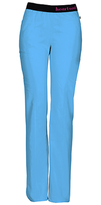 HeartSoul So In Love Low Rise Pull-On Pant Turquoise (20101A-TRQ)