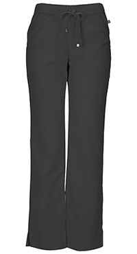 Drawn To You Low Rise Drawstring Pant (20102AP-PEWH)