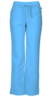 Drawn To You Low Rise Drawstring Pant (20102AT-TRQ)