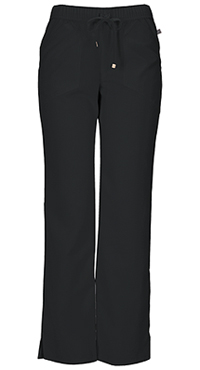 HeartSoul Drawn To You Low Rise Drawstring Pant Black (20102A-BCKH)