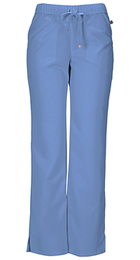 HeartSoul Drawn To You Low Rise Drawstring Pant Ciel Blue (20102A-CIE)