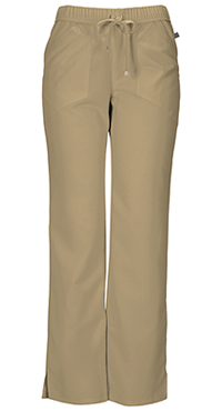 HeartSoul Drawn To You Low Rise Drawstring Pant Dark Khaki (20102A-KHK)