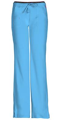 HeartSoul Heart Breaker Low Rise Drawstring Pant Turquoise (20110-TURH)