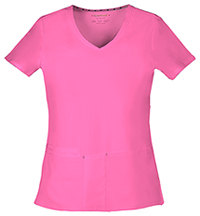 HeartSoul True Love V-Neck Top Pink Party (20720-PNKH)
