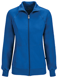 Cherokee Zip Front Warm-Up Jacket Royal (2391A-RYPS)