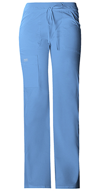 Low Rise Drawstring Cargo Pant (24001T-CIEW)