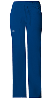 Cherokee Workwear Low Rise Drawstring Cargo Pant Galaxy Blue (24001-GABW)