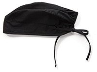 Cherokee Scrubs Hat Black (2506-BLKW)