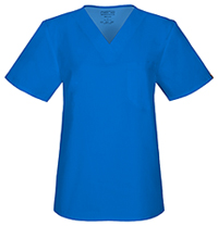 Workwear WW Flex Unisex V-Neck Top (34777A-ROYW) (34777A-ROYW)