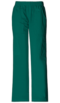 Mid Rise Pull-On Pant Cargo Pant (4005T-HUNW)