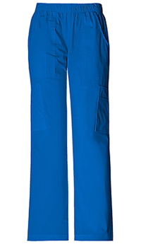 Mid Rise Pull-On Pant Cargo Pant (4005T-ROYW)