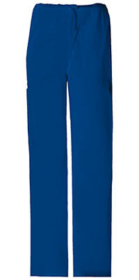Cherokee Workwear Unisex Drawstring Cargo Pant Galaxy Blue (4043-GABW)