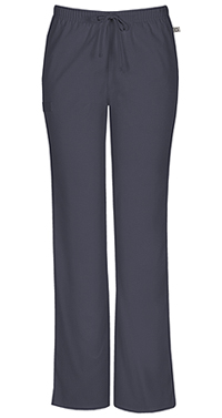 Mid Rise Moderate Flare Drawstring Pant (44101AT-PWTW)