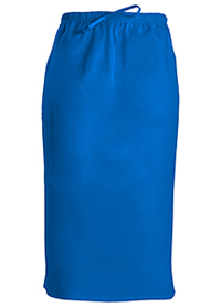 Cherokee Workwear 30 Drawstring Skirt Royal (4509-ROYW)