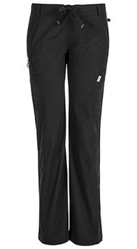 Low Rise Straight Leg Drawstring Pant (46000ABP-BXCH)