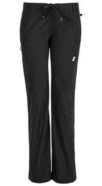 Low Rise Straight Leg Drawstring Pant (46000ABT-BXCH)