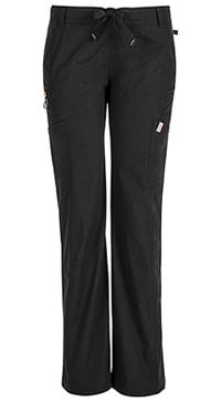 Low Rise Straight Leg Drawstring Pant (46000AP-BXCH)
