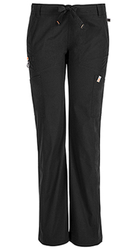 Low Rise Straight Leg Drawstring Pant (46000AT-BXCH)
