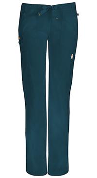Low Rise Straight Leg Drawstring Pant (46000AT-CACH)