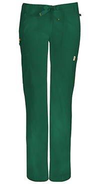Low Rise Straight Leg Drawstring Pant (46000AT-HNCH)