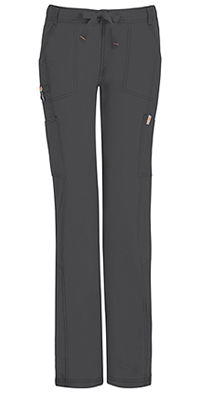 Low Rise Straight Leg Drawstring Pant (46000AT-PWCH)