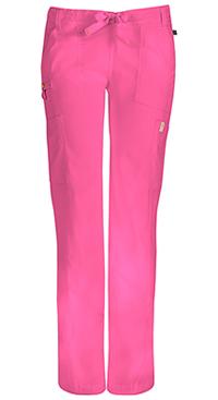 Low Rise Straight Leg Drawstring Pant (46000AT-SHCH)