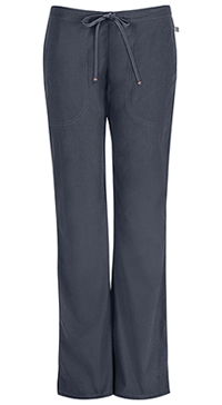 Mid Rise Moderate Flare Drawstring Pant (46002ABP-PWCH)