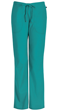 Mid Rise Moderate Flare Drawstring Pant (46002AP-TLCH)