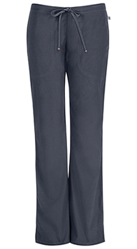 Mid Rise Moderate Flare Drawstring Pant (46002AT-PWCH)