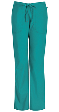 Mid Rise Moderate Flare Drawstring Pant (46002AT-TLCH)