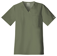 Men's V-Neck Top (4743-OLVW)