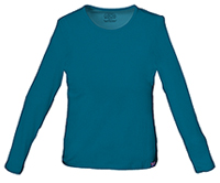 WW Originals Long Sleeve Underscrub Knit Tee (4818-CARW) (4818-CARW)