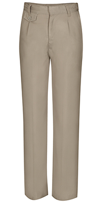 Juniors Pleat Front Pant