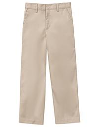 Preschool Unisex Flat Front Pant