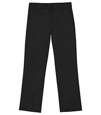 Classroom Uniforms Boys Adj. Waist Narrow Leg Pant Black (50481A-BLK)