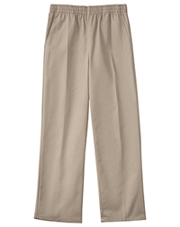 Classroom Uniforms Adult Unisex Pull-On Pant Khaki (51064-KAK)